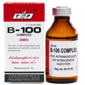 B-Complex - B1, B2, B3, B6, Nicotinamide